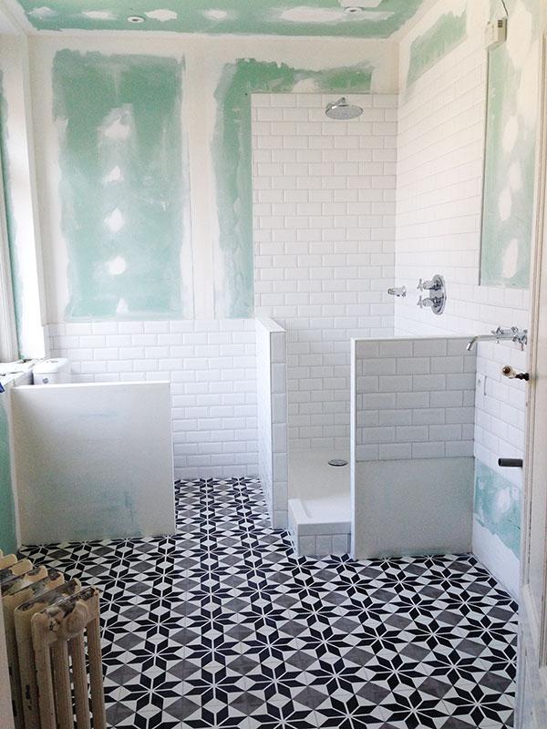 Rénovation de salle de bains à Lambersart 2