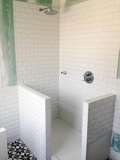 Rénovation de salle de bains à Lambersart 3