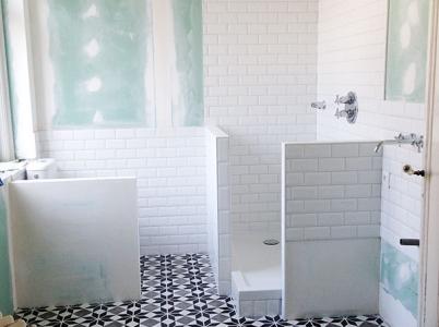 Rénovation de chauffage et salle de bains Lille Nord 59 : réalisations